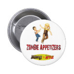 Zombie appetizers button