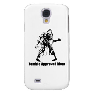 Zombie Approved Meat Samsung Galaxy S4 Covers