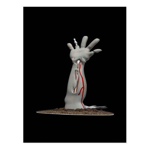 Zombie Arm Postcards
