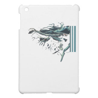 Zombie Arms and Stripes iPad Mini Case