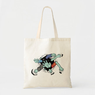 Zombie Arms Bursting Out Of Your Tote Bag