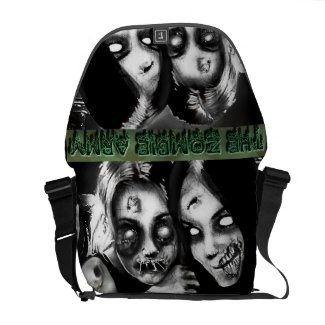 zombie army girls rickshawmessengerbag