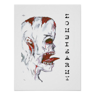 Zombie Army Poster
