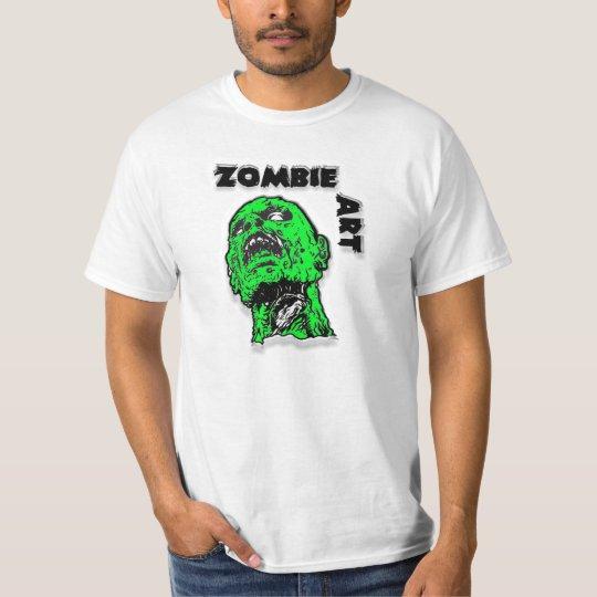 Zombie Art T-Shirt