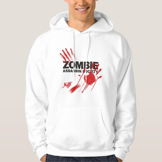 Zombie Assassin Society Hoodie