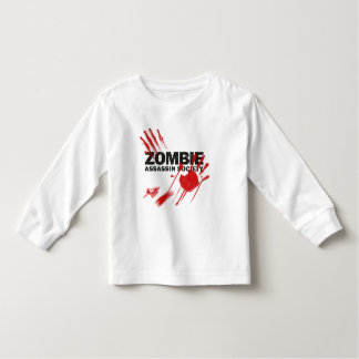 Zombie Assassin Society Toddler T-shirt