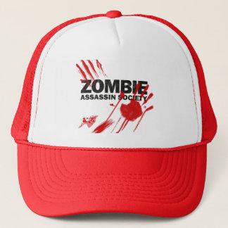 Zombie Assassin Society Trucker Hat