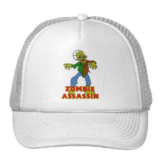 Zombie Assassin Trucker Hat