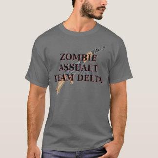 Zombie Assault Team Delta T-Shirt