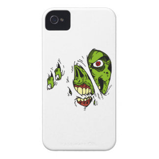 Zombie Ate My iPhone iPhone 4 Case