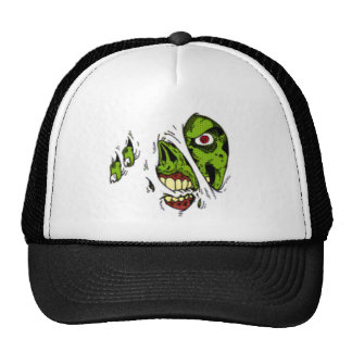 Zombie Ate My T-Shirt Hat