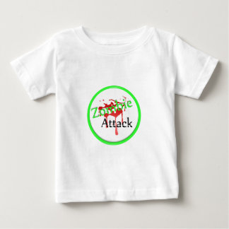 Zombie Attack Baby T-Shirt