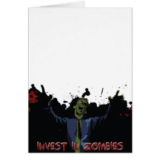Zombie Attack! Card