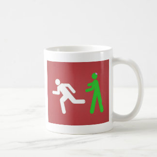 Zombie Attack Coffee Mug
