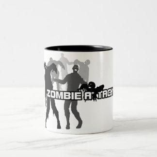 Zombie Attack Mug