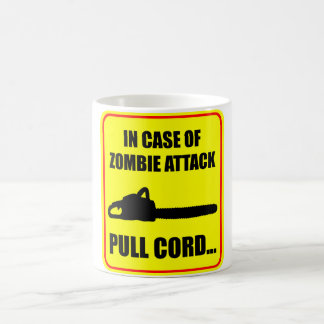 Zombie Attack Coffee Mugs