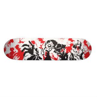 Zombie Attack Skateboard Deck