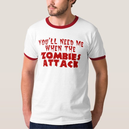 Zombie Attack T-Shirt