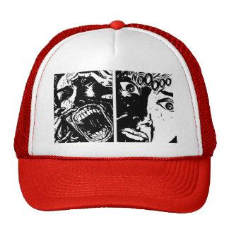ZOMBIE ATTACK TRUCKER HAT