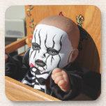 Zombie Baby Beverage Coaster