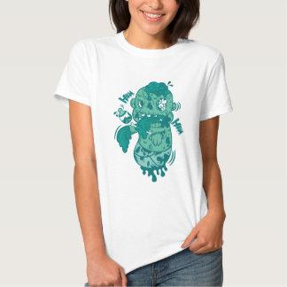 zombie baby/girl tee shirt