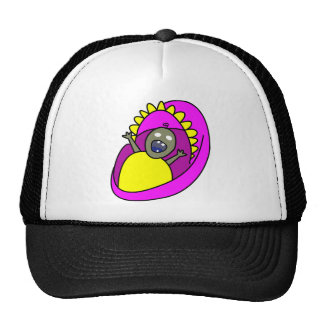 Zombie Baby HUNGRY! Trucker Hat