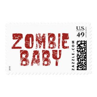 zombie baby postage