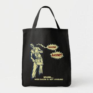 Zombie - Bacon Tote Bag