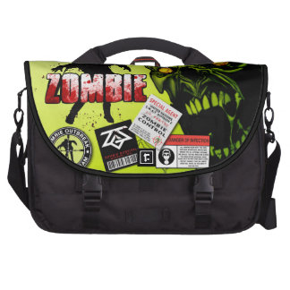 Zombie Bag Laptop Computer Bag