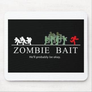 zombie bait mouse pad