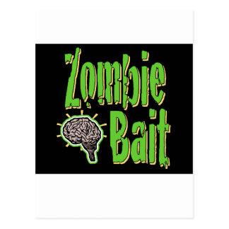 Zombie Bait Postcard