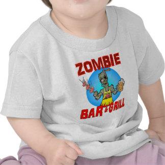 Zombie Bar & Grill Tee Shirt