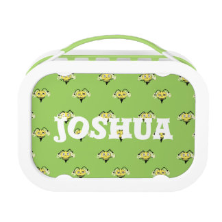 Zombie Bees/Zom-BEES (Pattern) Lunch Box