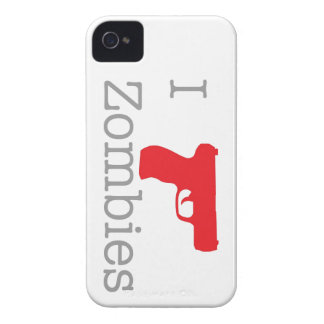Zombie Berry iPhone 4 Cover