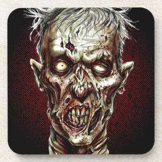Zombie!! Beverage Coaster