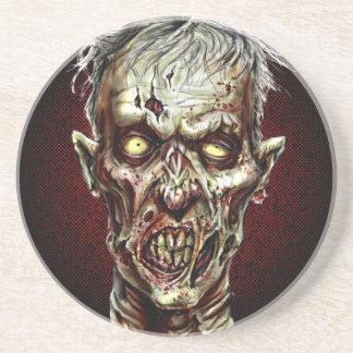 Zombie!! Beverage Coasters