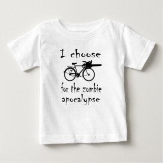 Zombie Bike Baby T-Shirt