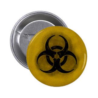 Zombie Biohazard Button
