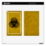 Zombie Biohazard Kindle Fire Case Decals For Kindle Fire