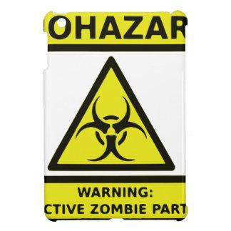 Zombie Biohazard Sign Case For The iPad Mini