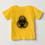 Zombie Biohazard Toddler Shirt
