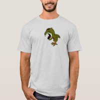 Zombie Bird T-Shirt