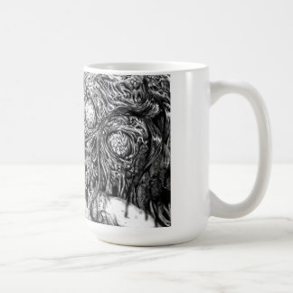 ZOMBIE BITE ME COFFEE MUG