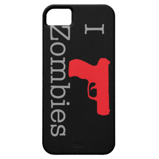 Zombie Black ID iPhone 5 Covers