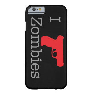Zombie Black ID iPhone 6 Case