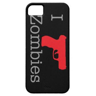 Zombie Black ID iPhone SE/5/5s Case