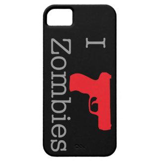 Zombie Black Slim iPhone 5 Covers
