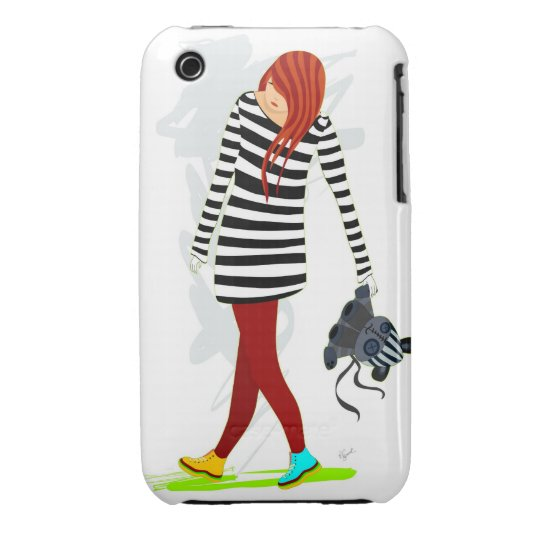 Zombie Bliss Case-Mate iPhone 3 Case