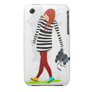 Zombie Bliss iPhone 3 Case-Mate Cases