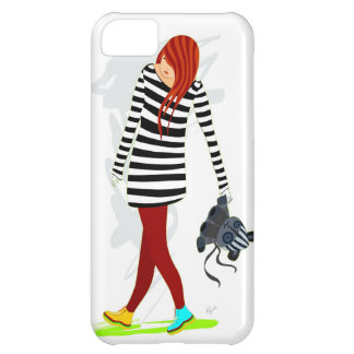 Zombie Bliss iPhone 5C Cases